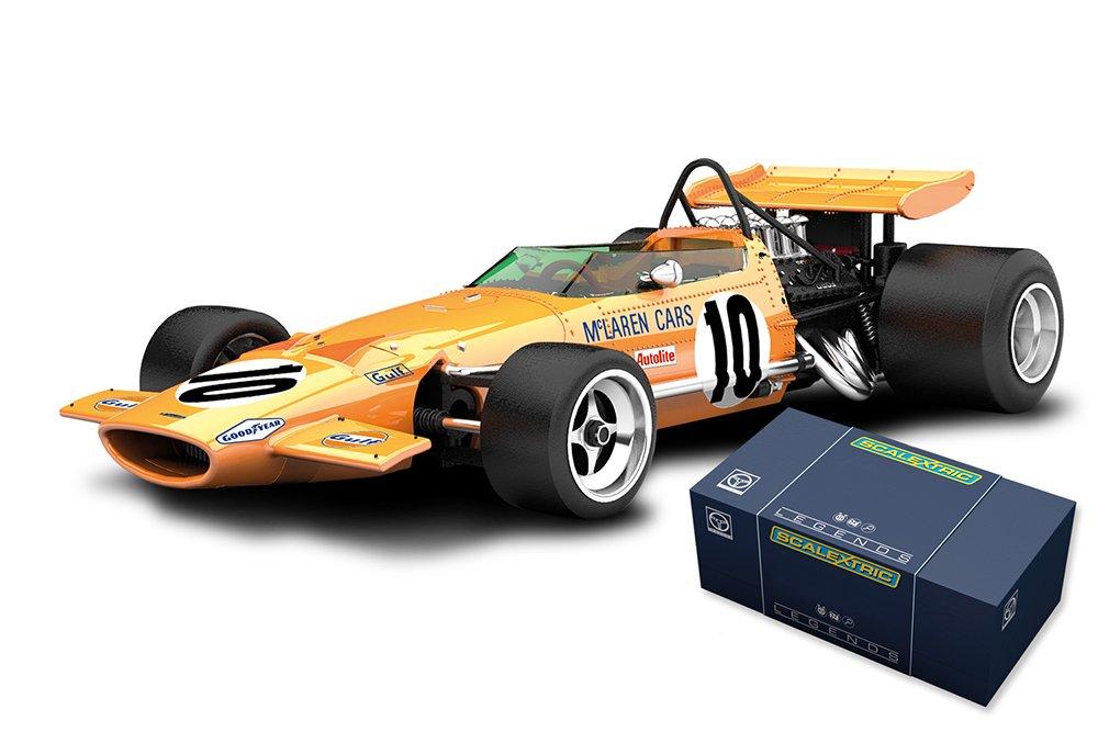 Scalextric 1:32 Scale GP Legends McLaren M7C Limited Edition Slot Car