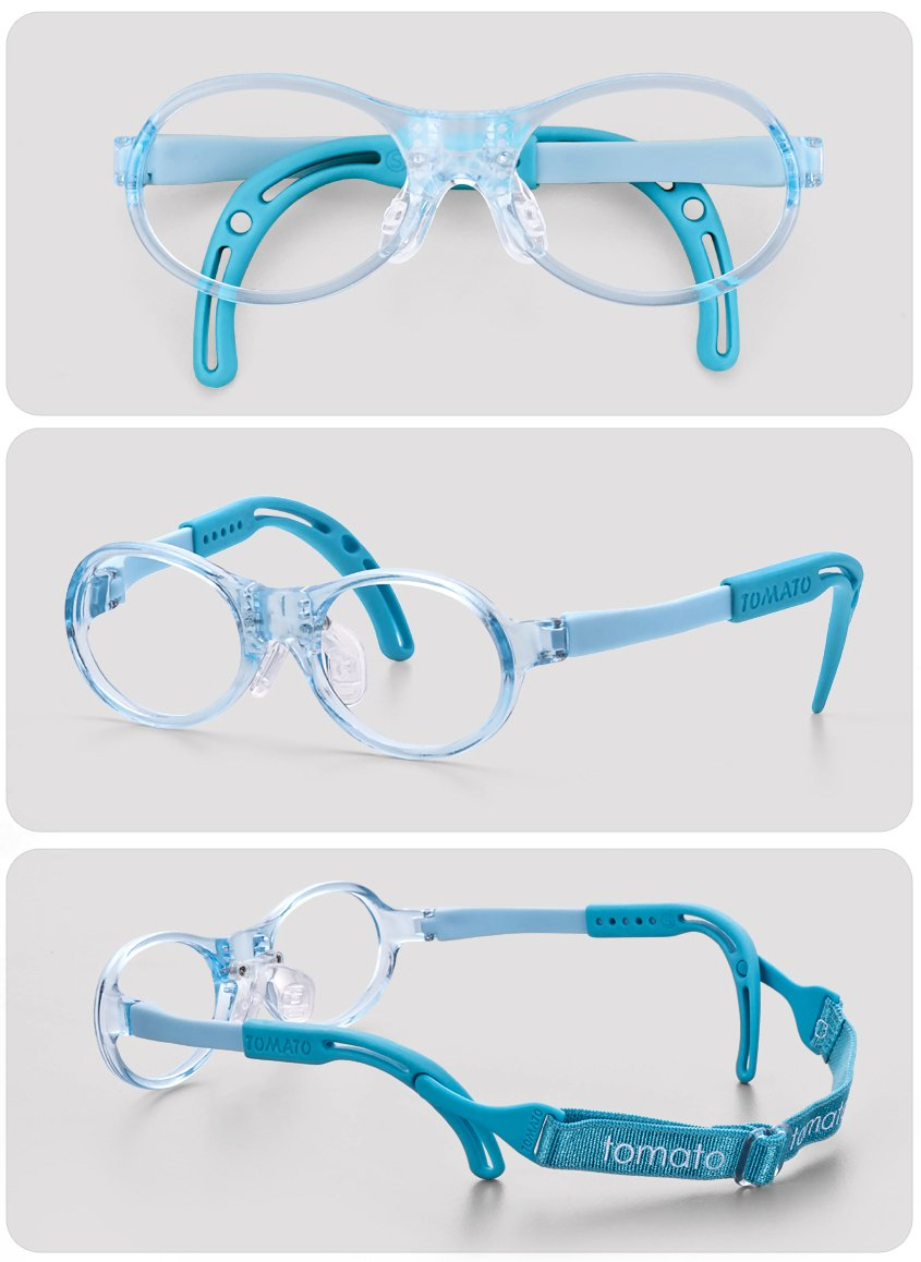 Eyeglass Frames for Babies & Toddlers (TBAC1 - 39)