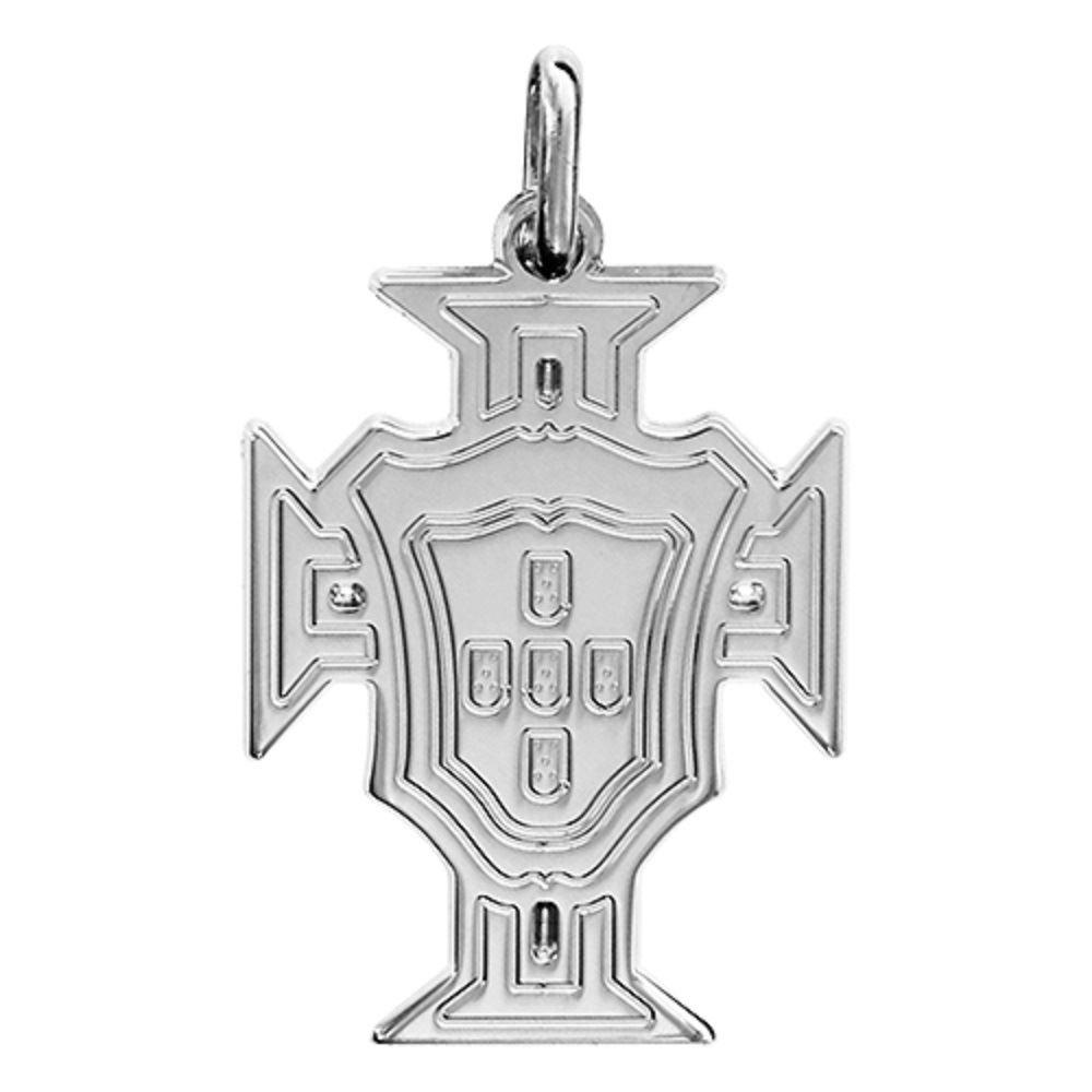 Helios Bijoux - Pendentif Croix Portugal - Argent Massif 2, 60gr - Neuf 07694502