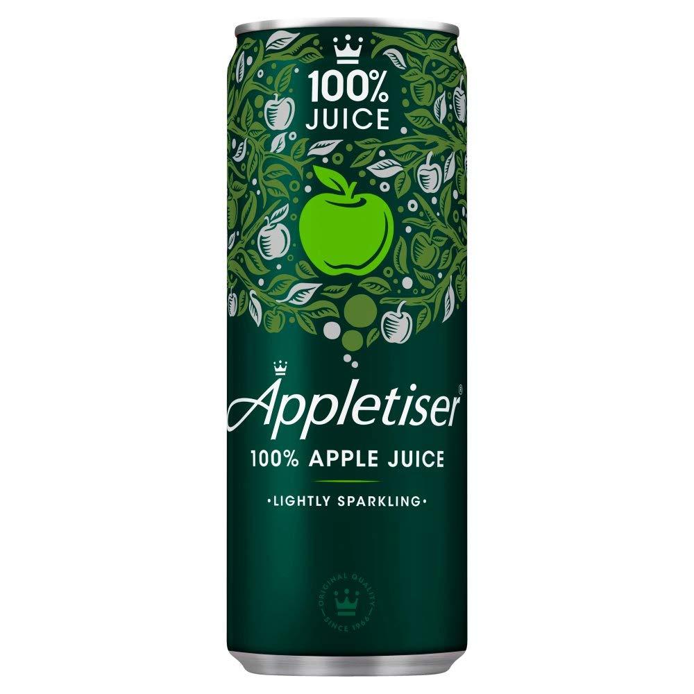 Appletiser Cans Apple 250ml x 24