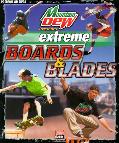 Extreme Boards & Blades (Jewel Case) - PC
