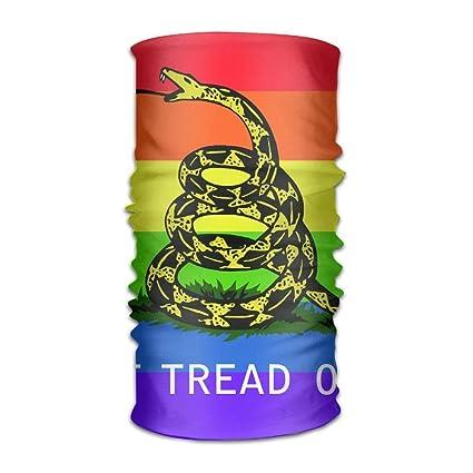 Gadsden Flag Cinta para la Cabeza con múltiples Funciones ...