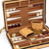 United Nations of New York Magnetic Travel Backgammon Set