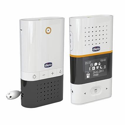 Chicco Top Digital - Baby monitor de audio con conexión MP3