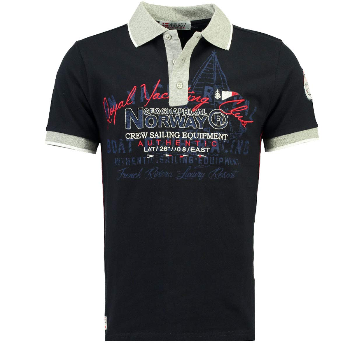 Geographical Norway Polo DE Hombre KOYLING by: Amazon.es: Ropa y ...