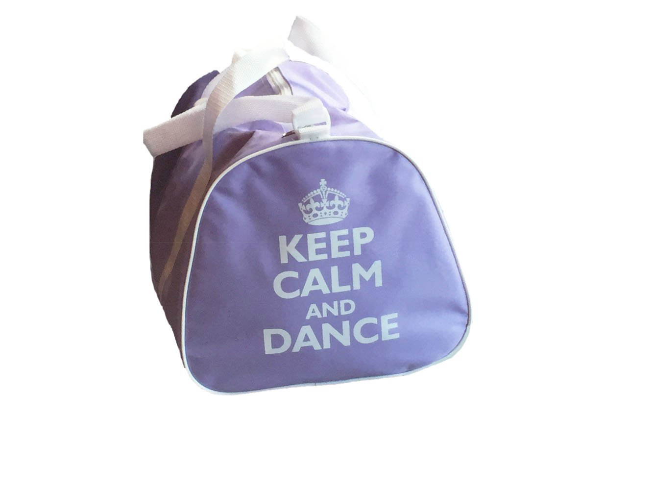 Scritta Keep Calm and Dance, colore: lilla Tappers & Pointers
