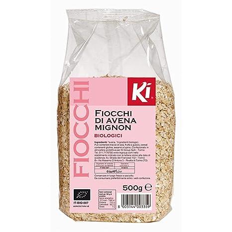 Ki Mignon orgánicos Corn Flakes 500g