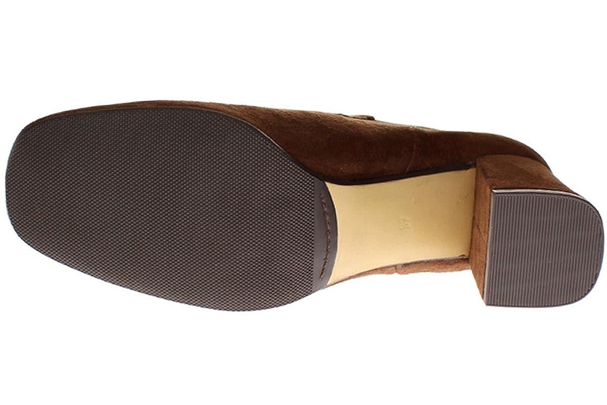 Bruno Premi Jacky Stiefelette Revo - Damen Schuhe Stiefelette Jacky Chelsea Stiefel J3004X Castagna 6041cc