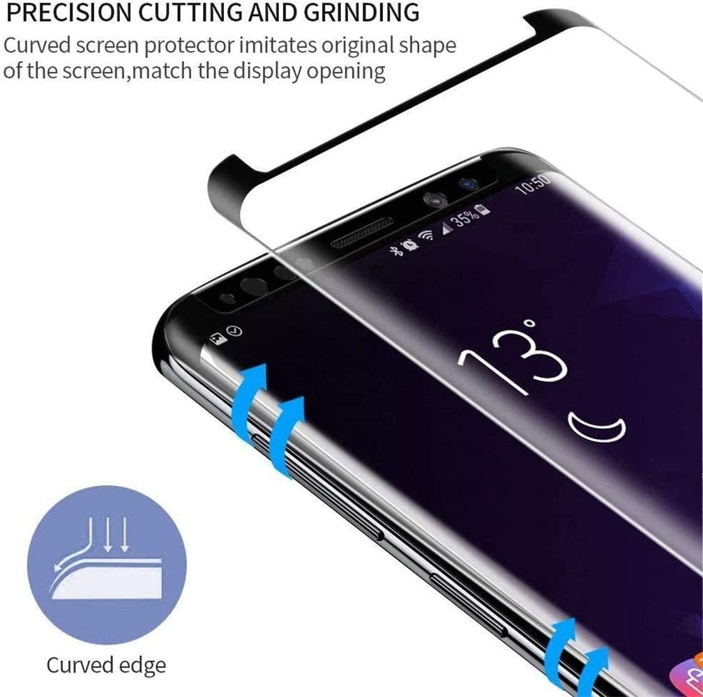 HD Clear, Anti-Fingerprint 9H Hardness Galaxy Note 20 Ultra Screen Protector Include 2 Pack Tempered Glass Screen Protector for Galaxy Note 20 Ultra 5G 1 Pack Tempered Glass Camera Lens Protector