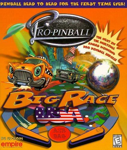 Pro-Pinball: Big Race USA - PC by Interplay