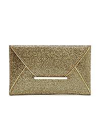 Sannysis Evening Party Purse Sequins Envelope Bag Clutch Handbag for Women