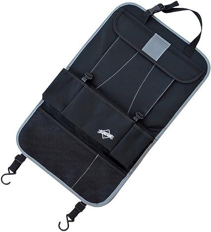 con Bolsillo para Tablet Globeproof Organizador Y Protector De Asiento Delantero De Coche para Ni/ños
