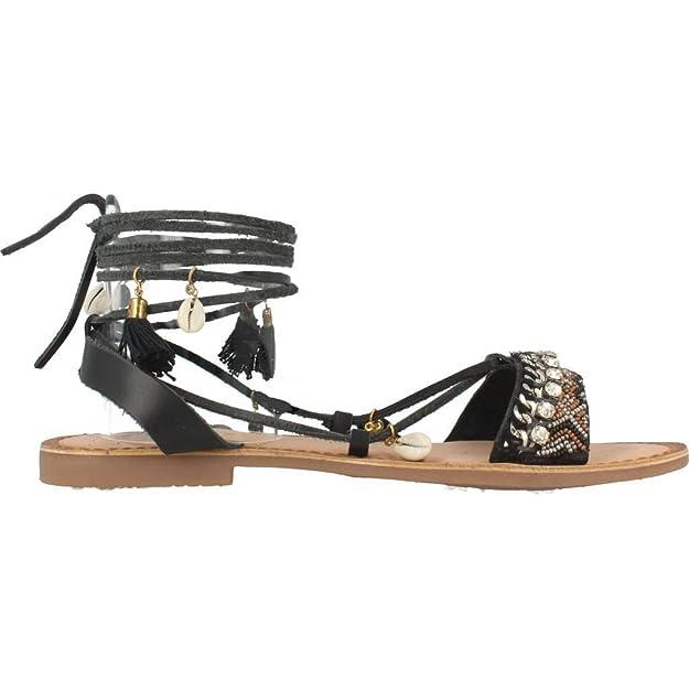 Sandalen/Sandaletten, color Schwarz , marca GIOSEPPO, modelo Sandalen/Sandaletten GIOSEPPO 40496R Schwarz