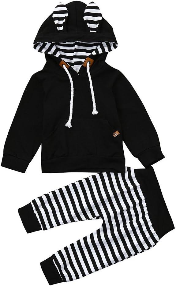 3 mesi, Bianco Tute Neonato 0-3 3-6 6-9 12 Mesi Bambino Da Cerimonia 6-9 12-18 Mesi Bambino Neonato Bambini Bambine Leopard Hooded Pullover Top Pantaloni Abiti Set