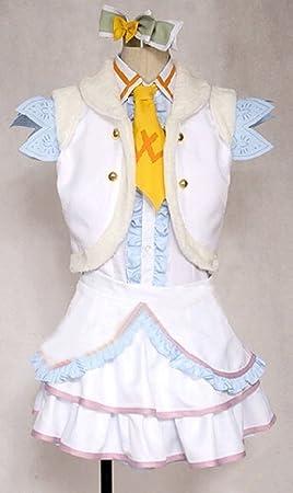 Ama vive! Nieve Halo Minami Kotori Personalizar cosplay ...