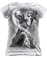 Sublimation: Junior Fit - Skeletor B&W Masters Of The Universe T-Shirt