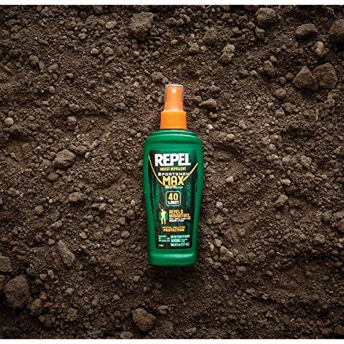 Repel Insect Repellent Sportsmen Max Formula Spray Pump 40% DEET, 2/6-Ounce by Repel (Image #4)