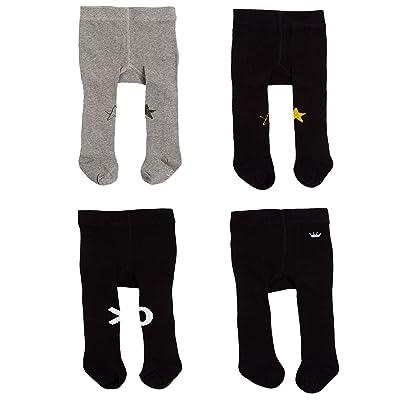 0~4T Baby Girls Infant Toddler Leggings Pants Stockings Tights