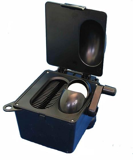 Amazon Com Kelmar Dca101 Dual Clean Advantage Portable Golf Ball Washer And Club Head Cleaner Golf Bag Accessories Sports Outdoors