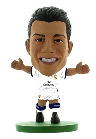 Soccerstarz – soc126 Real Madrid Cristiano Ronaldo 2017 Home Kit