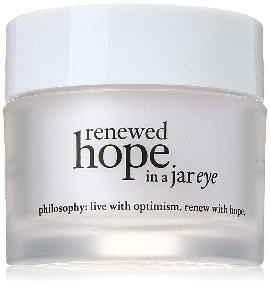 Philosophy Renewed Hope In A Jar Eye Cream for Unisex, 0.5 Ounce PerfumeWorldWide Inc. 184123