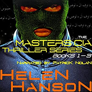 The Masters CIA Thriller Series Audiobook