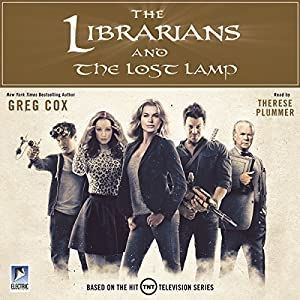 The Librarians and the Lost Lamp Audiobook
