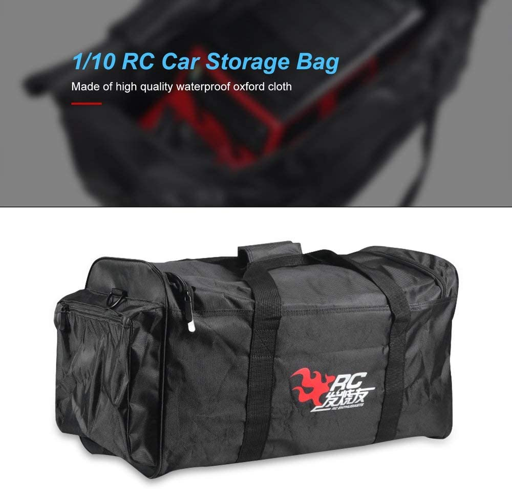 1:10 RC Car Truck Buggy Model Decor Luggage Baggage Carry Case Box for RC4WD