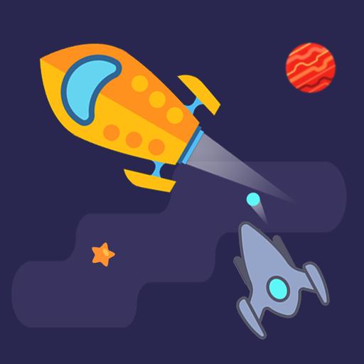 Rocket Run - Big Black Hole Party