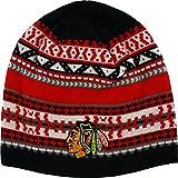 Chicago Blackhawks Sweater Beanie