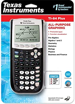 Texas Instruments 7.8 X 6.06 inches Graphing Calculator