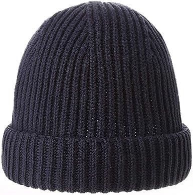 AHAHA Gorros Invierno Hombre - Unisexo Elegante y Cálido Sombrero Lana Suave: Amazon.es: Ropa y accesorios