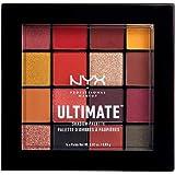 Nyx Professional Makeup Paleta de sombras, ultimate shadow palette, nyx professional makeup, tono phoenix