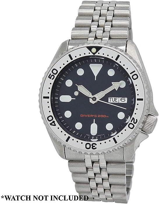 Diver Watch Bezel Insert Made for Seiko Diver SKX007, SKX009, SKX171,  SKX173, SKX175 Cal 7S26