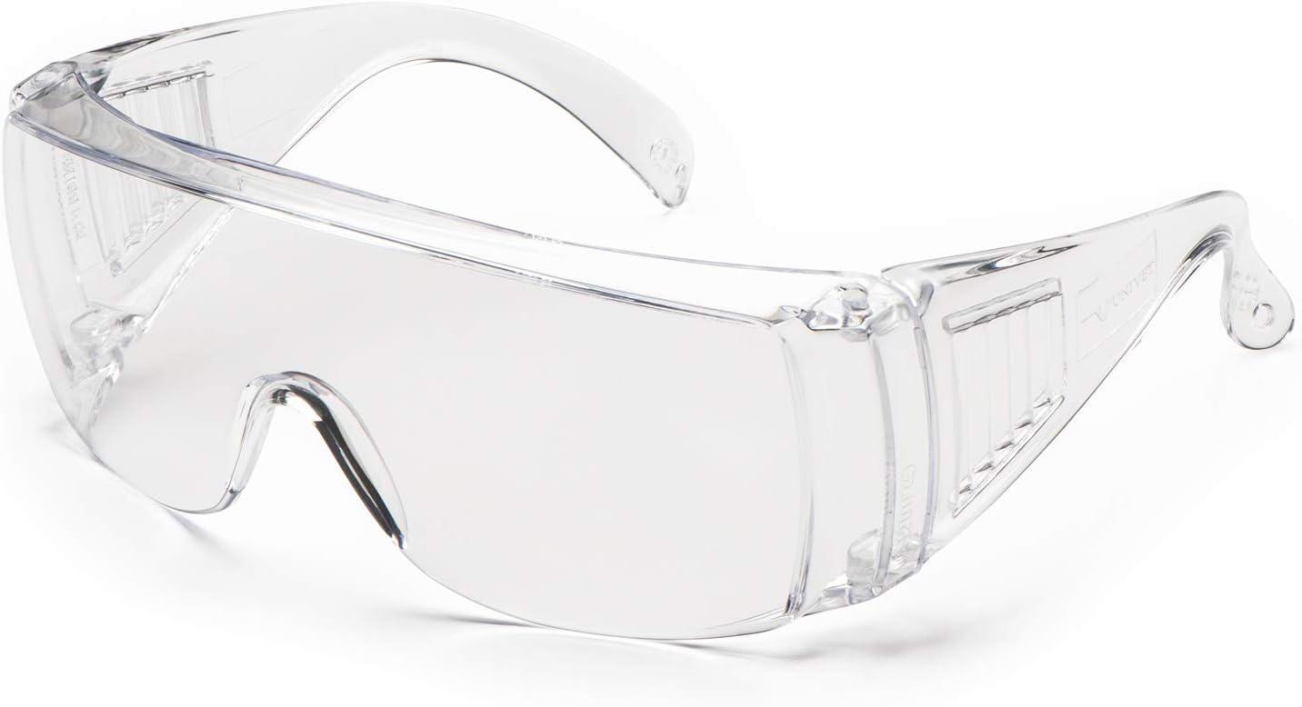cristal transparente n./º 520 Gafas de protecci/ón Univet 520.11.00.00