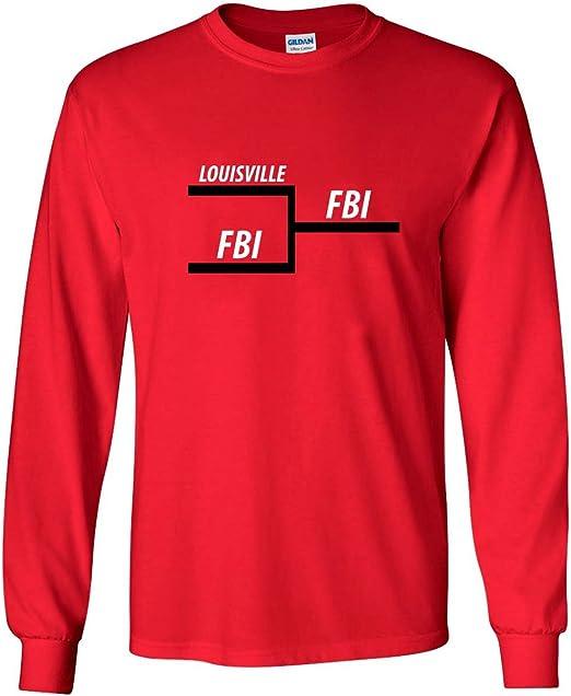 The Silo Red Rick Pitino Louisville FBI boys 1 piece