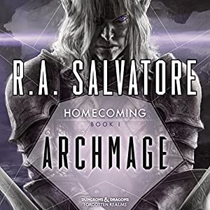 Archmage Audiobook