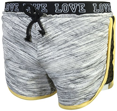 'Girl's 4-Piece Fashion Active Short Sets, Love, Size 10/12' by dELiA*s (Image #4)