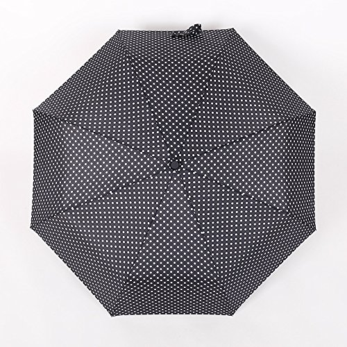 Vivona Automatic Windproof Folding Umbrella Men Women 8 Ribs Umbrellas Travel Lightweight Rain Gear - (Color: 4) by Vivona (Image #10)
