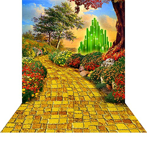 Photo Background - Oz - Seamless 100% Polyester Fabric Backdrop (10 x 20)]()