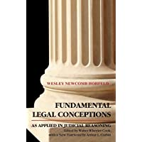 Fundamental Legal Conceptions as Applied in Judicial Reasoning: 1