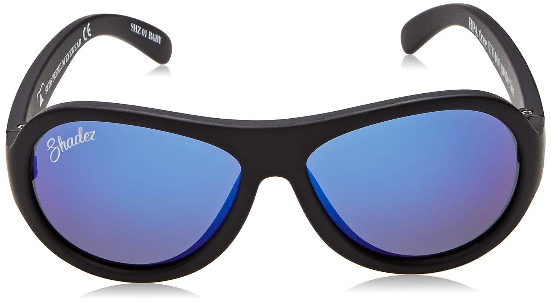 Shadez Sunglasses for Kids 0-3 Years, Black