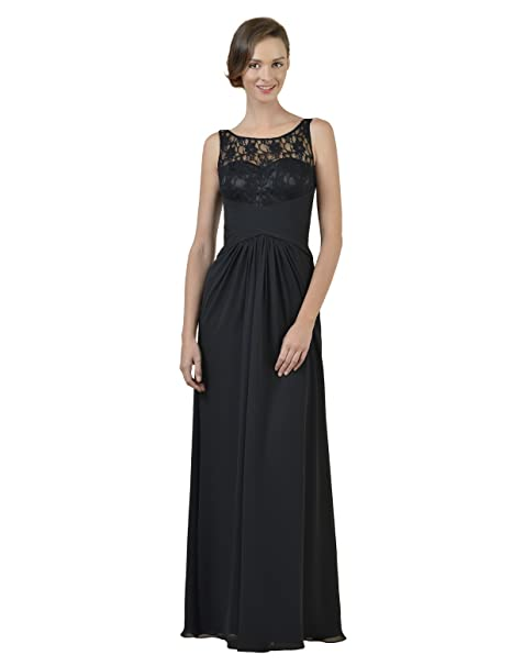 Zapatos para un vestido negro largo