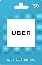 Uber Gift Card