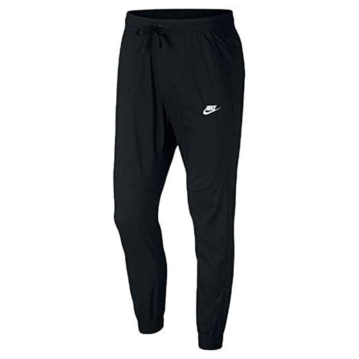 e2df0aee654c Nike Nsw Sportswear Woven Jogger Pants Mens at Amazon Men s Clothing store