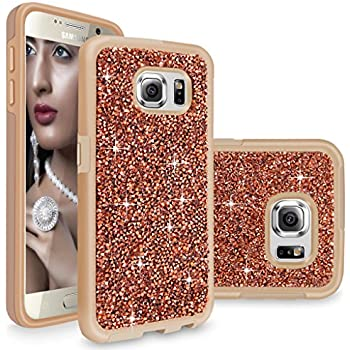 samsung s6 cases rose gold