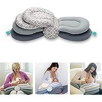 SturdCelleau Nursing Pillow, Multi-Function Maternity Nursing Pillows Adjustable Height, Baby Breastfeeding Pillow for 0…
