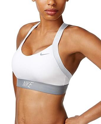 aliexpress neueste Art von abgeholt Nike Pro Indy Logo Back Bra Sport BH, Damen