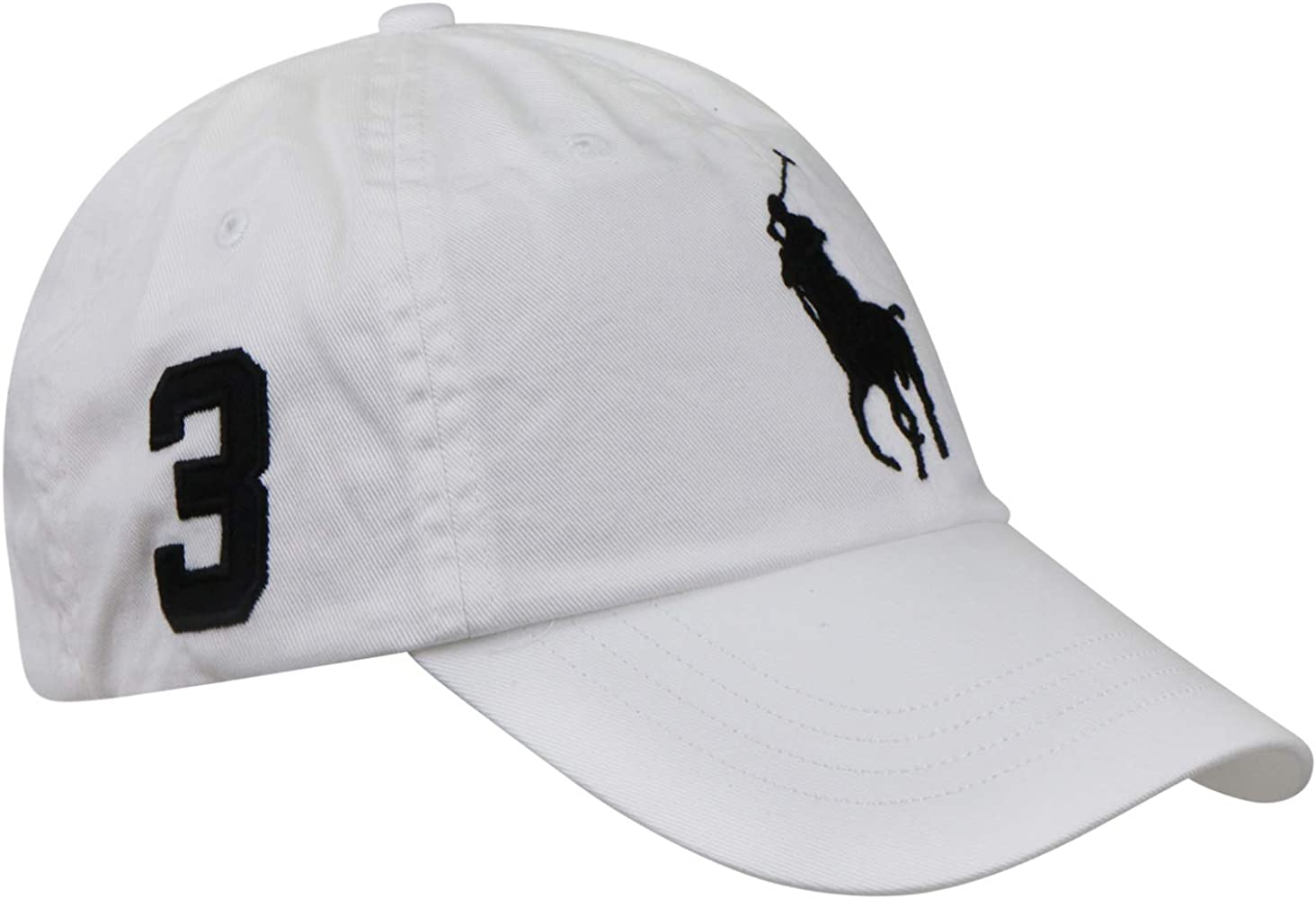 Ralph Lauren Gorra color blanco Big pony - Talla única, Blanco ...