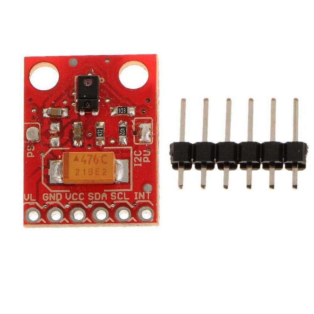 Hrph 3.3V APD-9960 RGB Infrarot Geste Sensor Modul Induktionsbewegung Richtungserkennung 107068